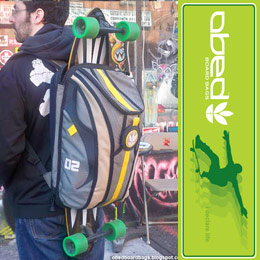 Obed Boardbags 02 Longboard Backpack Longboardism